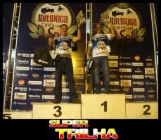 Fáusio Bicho do Mato, 3º colocado no Campeonato Mineiro