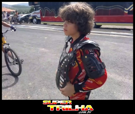 Rafinha era o mais jovem piloto participante.