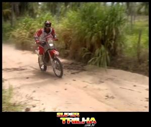 Fevereiro de 2012: Dário Júlio no inicio da Especial do 1º dia do Rally do Velho Chico