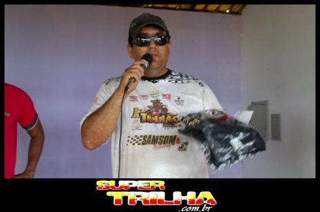 Renato Samsom sorteou vários brindes para os participantes