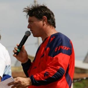 Maurício Brandão - Presidente da FMEMG e Diretor de Enduro FIM da CBM