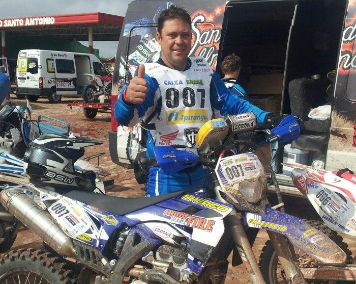 Jomar Grecco venceu o 3º dia e subiu pra 3ª colocação na classificação Geral
