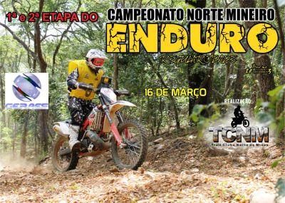 CARTAZ ENDURO 1ª 2013
