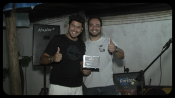 Vitor Madureira e Enio Sousa