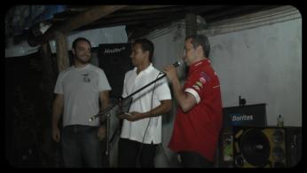 Enio, Vandão e Janjão Santiago