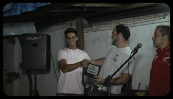Marcelo Alencar e Enio Sousa