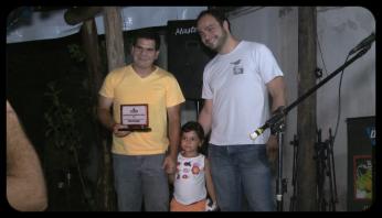 Guto Ramos, Maria e Enio