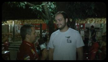 Janjão Santiago e Enio Sousa