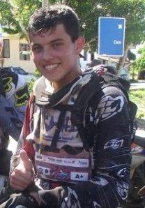 Tiago Kudlavies sagrou-se campeão paranaense por antecipação no último final de semana. Ele está na briga pelo Campeonato Brasileiro 2013