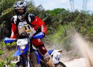 Cascaes fará sua estreia no Rally dos Sertões