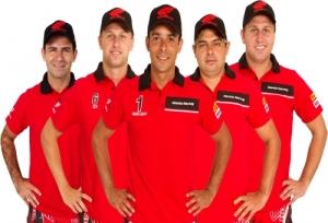 Equipe Honda de Rally
