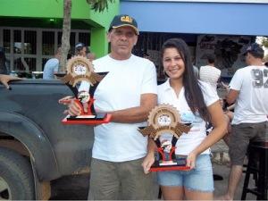 João Caçamba e Marcella Gonçalves