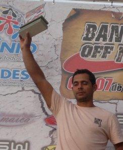 Mário Vignate lidera o Campeonato Mineiro na Master