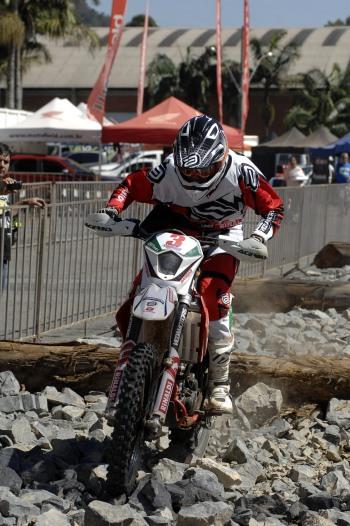 Rômulo Bottrel é o campeão da Copa EFX Honda ASW de Enduro - Foto: Luiz Garcia / Publix