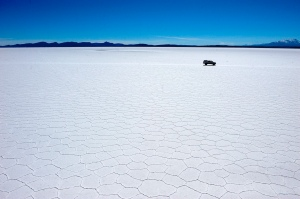 O Dakar 2015 vai atravessar o Salar de Uyuni, na Bolívia