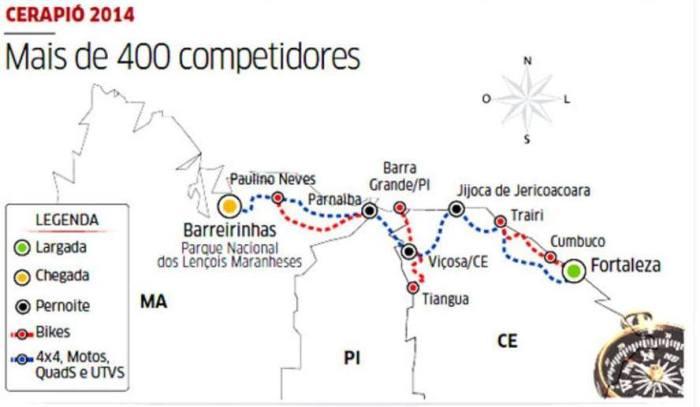 Cerapio Mapa