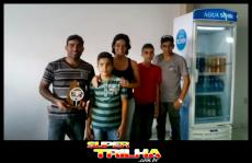 Premiação carros: José Edwan - campeão