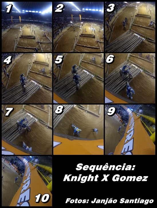 sequencia Knight Gomez numerada