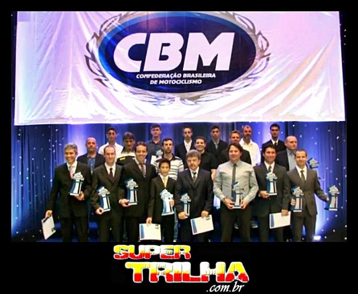 CBM Premiação