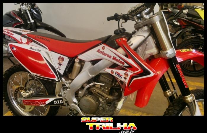 CRF 250R 001 2007