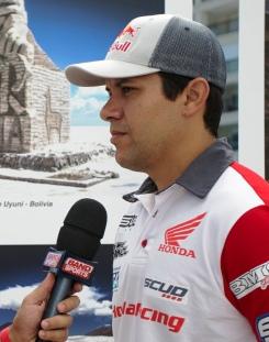 Campeão do Rally dos Sertões 2012, Felipe Zanol será consultor de rali e ainda gerenciará a Zanol Team, equipe satélite de Enduro FIM com três pilotos - Foto: Luiz Pires/VIPCOMM