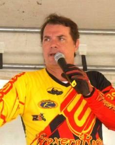 Mauricio Brandão, Diretor de Enduro da CBM - foto Marcelo Campos