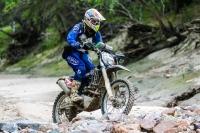 Álvaro Amarante foi o 5º colocado no Transbahia - Foto Haroldo Nogueira