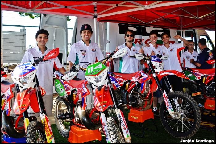 A Equipe P3 Racing participa com duas equipes, a Equipe Beta e Equipe HM