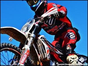 Rigor Rico defende as cores da Gas Gas Racing