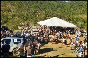 Chegada na vila de  Conceição de Ibitipoca - Foto Lu TCMG