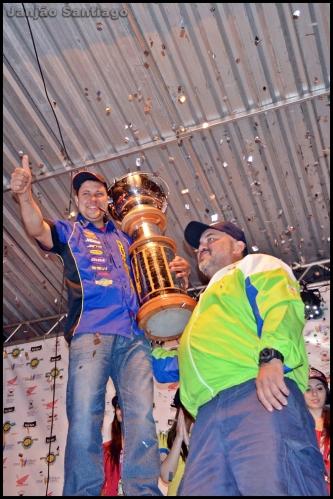 O capixaba Jomar Grecco é o atual campeão do Independência