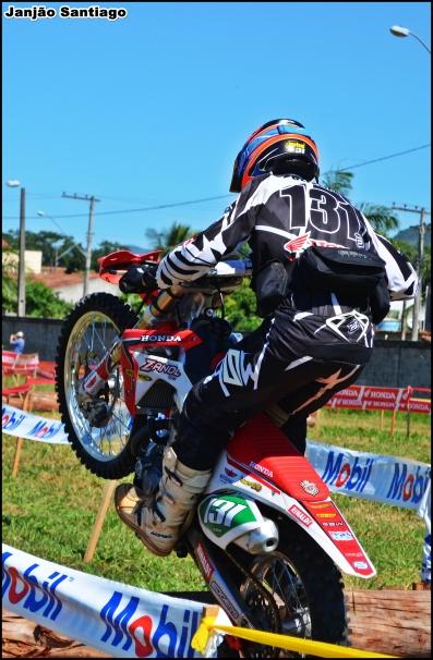 Luis Oliveira conquistou o título brasileiro na última etapa