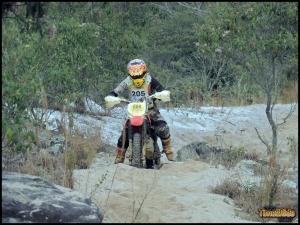 Um dos vários trechos de areia - Foto Lauro Time to Ride