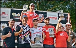 O Zanol Team, capitaneado pelo experiente Felipe Zanol, conta com a presença do português Luis Oliveira que lidera o campeonato