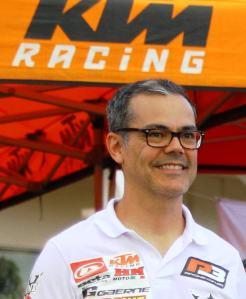 Fred Pessoa, chefe da Equipe P3 Racing - Foto:  Fred Mancini / Y.Sports