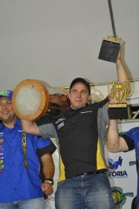 Bombadinho, campeão do Enduro da Independência 2014 - Foto Janjão Santiago
