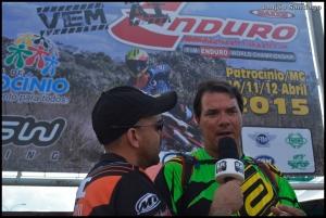 Mauricio Brandão realizou em 2014 o Ibero-americano e recebeu o aval da Federação Internacional de Motociclismo para fazer a etapa de abertura do Mundial