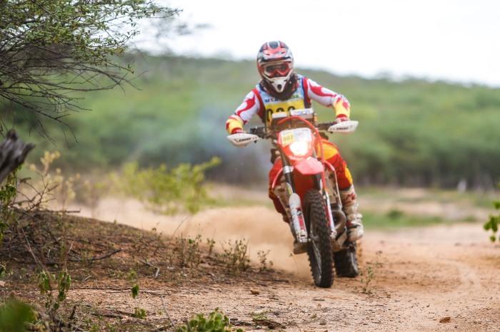 O cearense Helaindo Onofre venceu o terceiro dia - Crédito: Haroldo Nogueira/Vipcomm