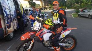 Atual Campeão Brasileiro, Jomar Grecco faz sua estreia na equipe Orange BH KTM Racing e tenta a primeira vitória no Piocerá - Crédito: Arquivo Pessoal/Facebook