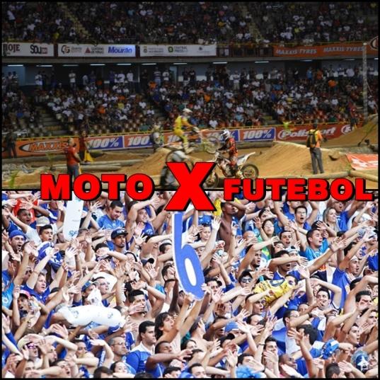 MOTO X FUTEBOL