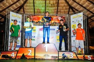 Pedro Henrique venceu a categoria Sênior e lidera o Brasileiro - Crédito: Haroldo Nogueira/VIPCOMM