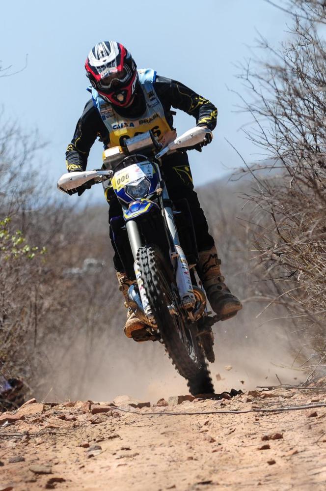 Após 4 etapas, Wesley Macedo lidera o Piocerá 2015 - Crédito: Doni Castilho/VIPCOMM