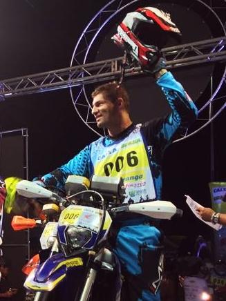 Wesley foi o vencedor do primeiro dia do Piocerá - Crédito: Haroldo Nogueira/Vipcomm
