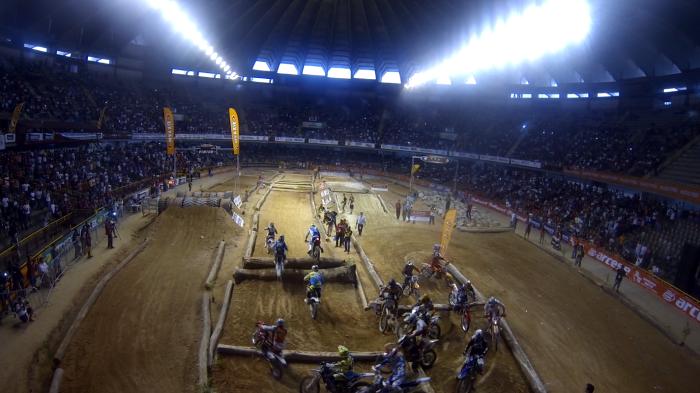 Mundial de SuperEnduro 2014 - Crédito: Janjão Santiago