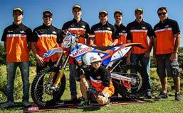 Team Sacramento KTM - Crédito: Divulgação Sacramento
