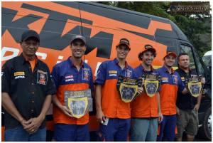 Orange BH KTM Team - Crédito: Janjão Santiago
