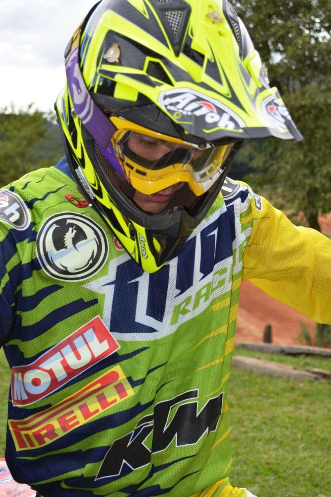 Bruno Crivilin tem novo desafio neste final de semana - Crédito: Janjão Santiago