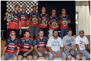 Zanol Team / Honda - Crédito: Janjão Santiago