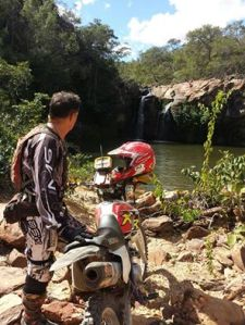 Neutro Principal na Cachoeira da Onça - Crédito: Fausio Silva