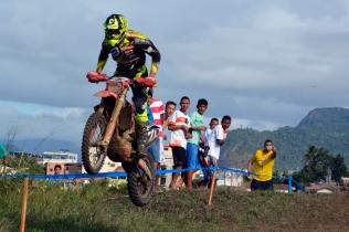 Bottrel foi o melhor no sábado e venceu na Geral - Crédito: Janjão Santiago